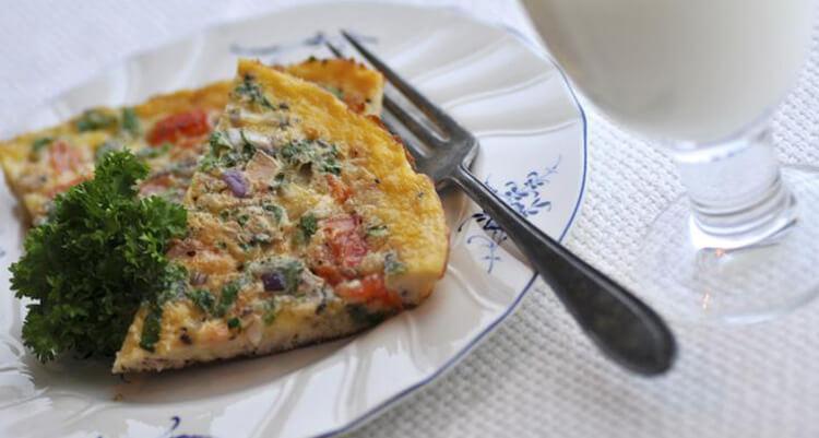 Omelett – lätt som en plätt! featured image