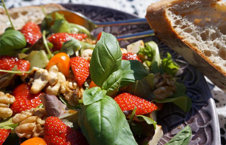 Sommarens läckra jordgubbsrecept featured image