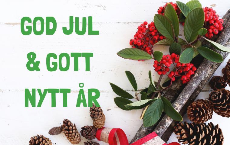 God jul och gott nytt år 2019 featured image