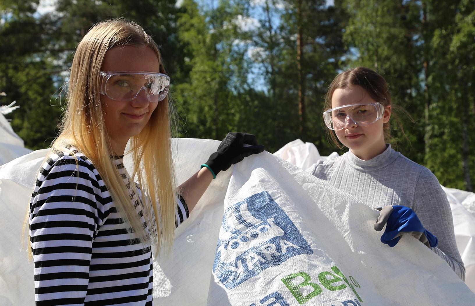 Säckinsamlingen Rejäl handling startar igen featured image
