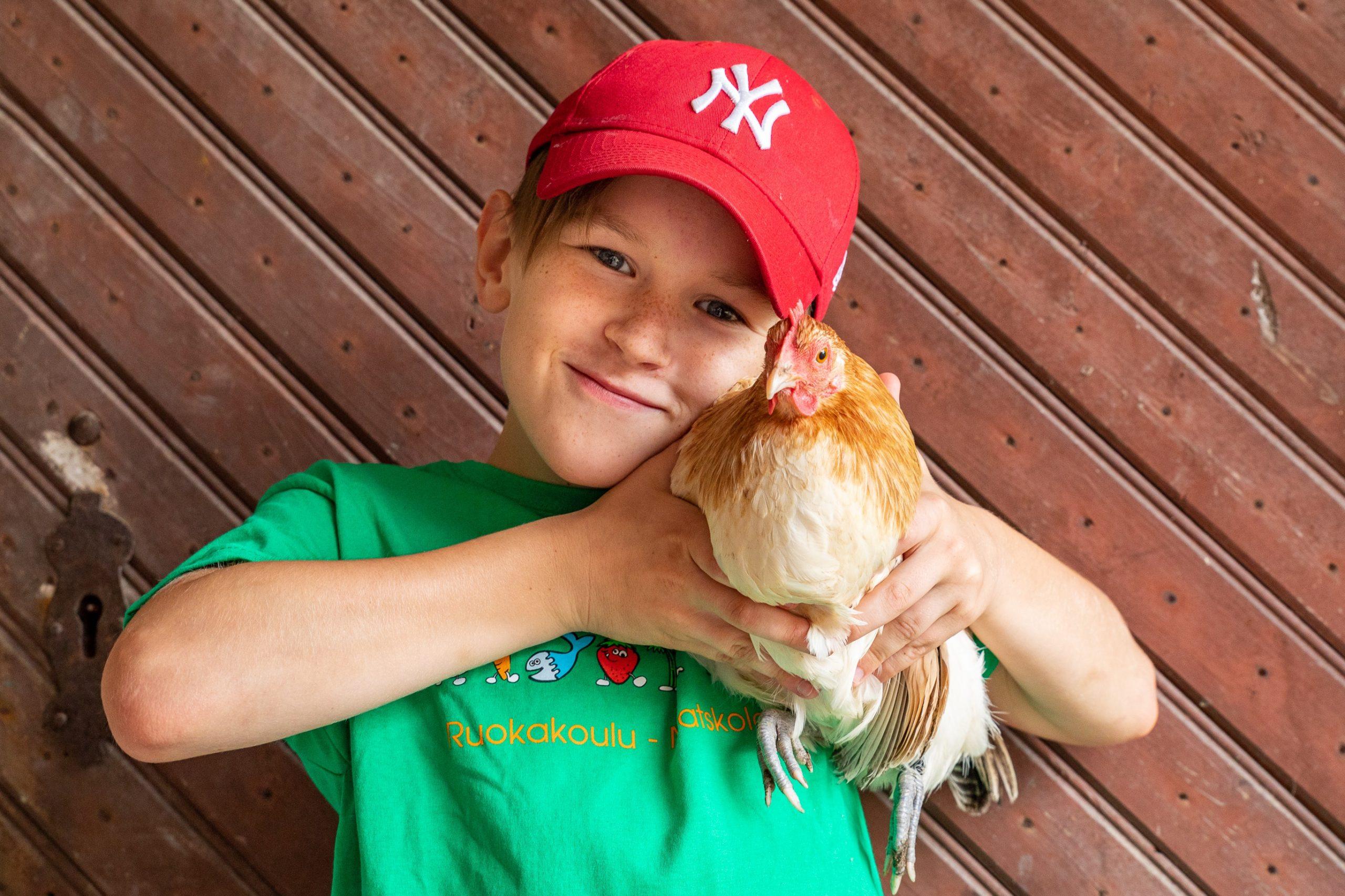 Sommarverksamhet för hundratals barn på 4H:s matskolor featured image