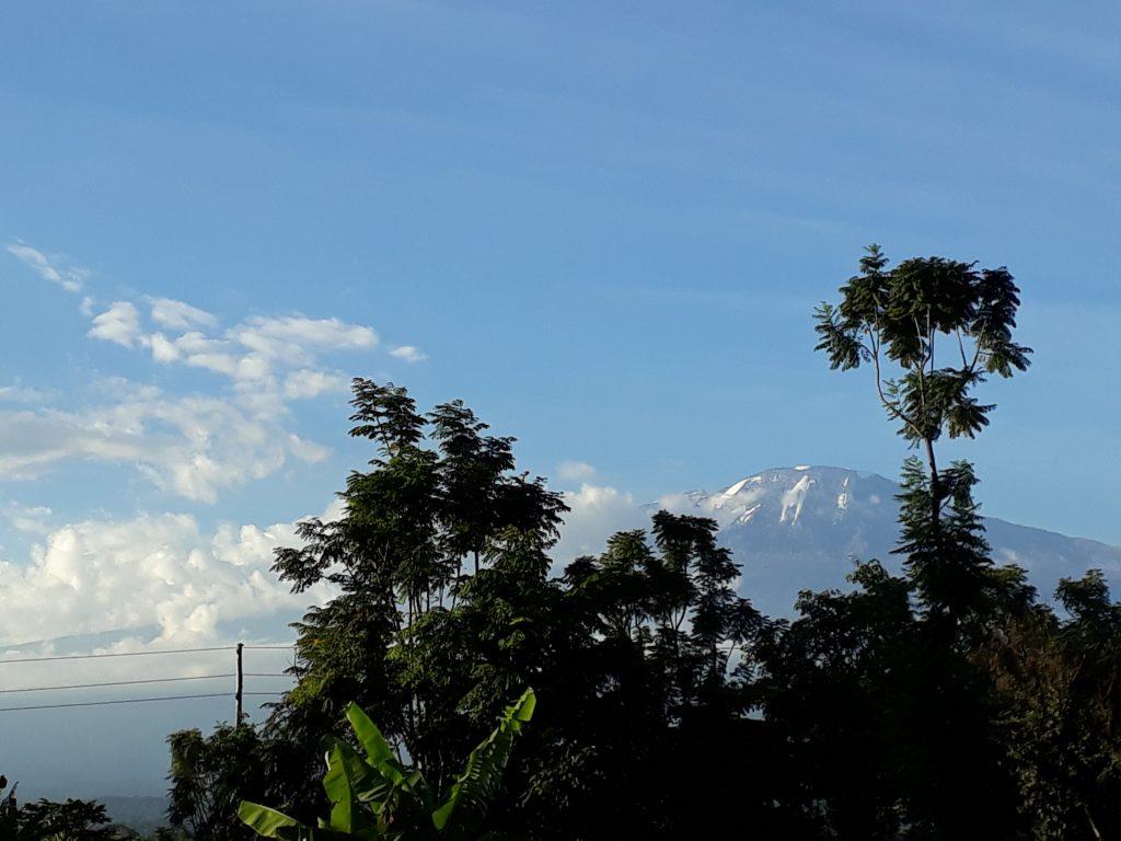 Berget Kilimanjaro