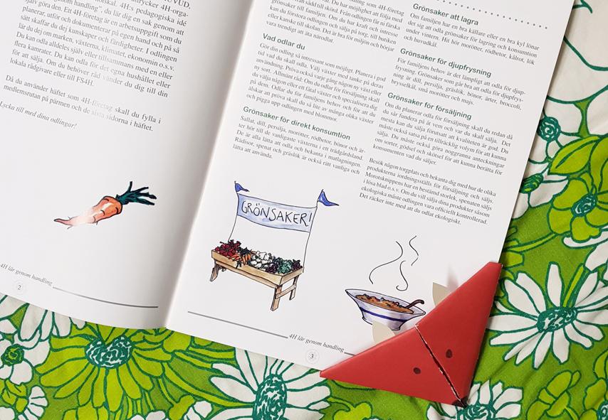 Vik ditt egna bokmärke featured image
