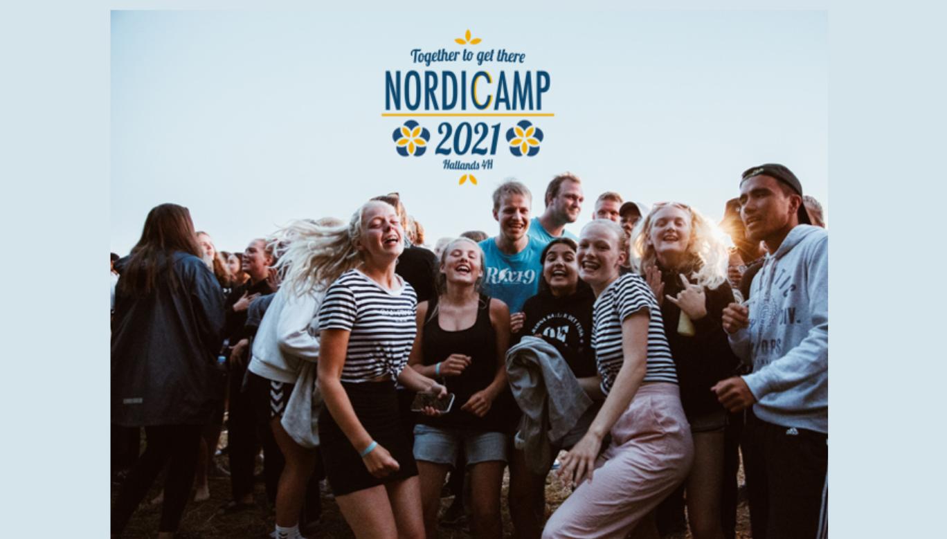 Together to get there! – Nordiskt läger i Halland, Sverige featured image