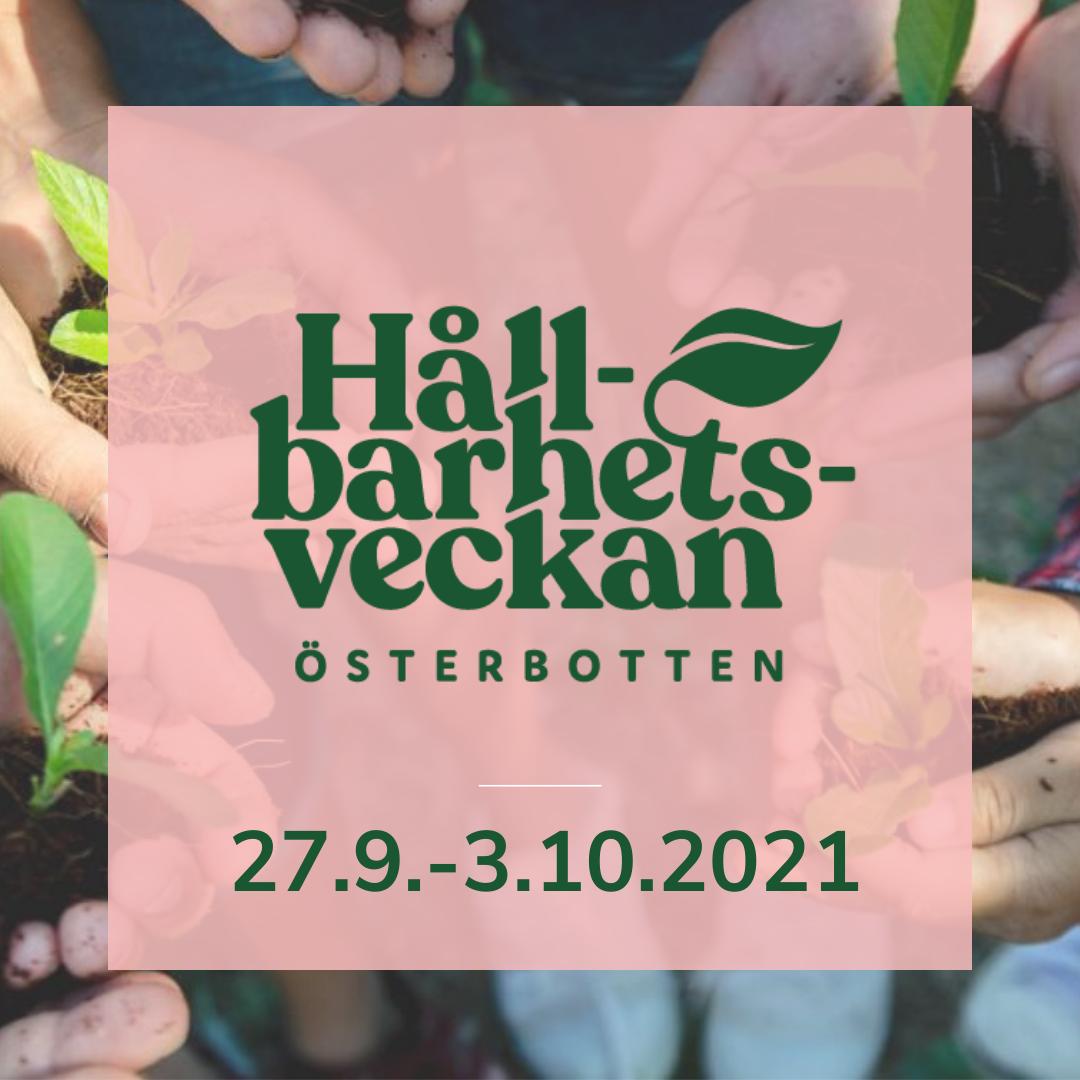 Hållbarhetsveckan i Österbotten featured image